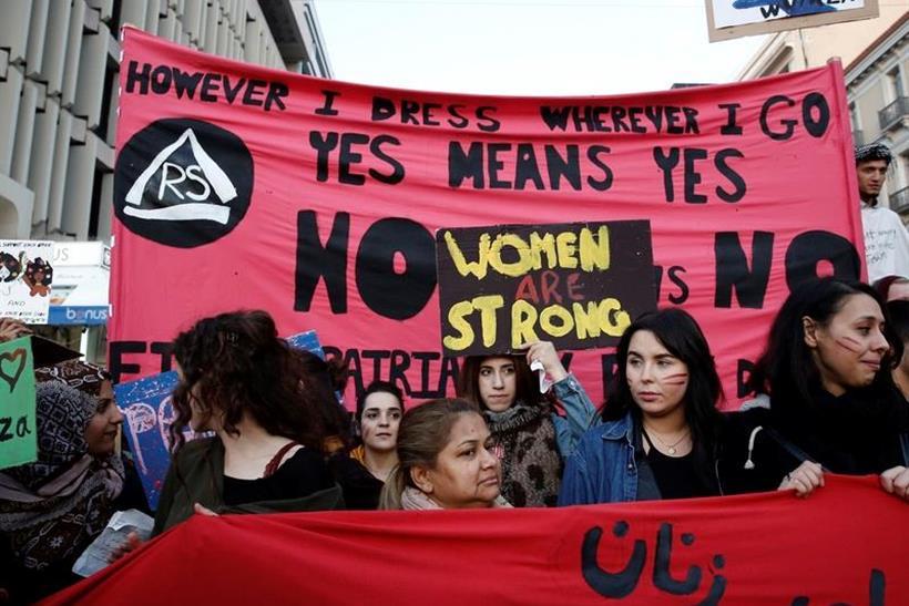 Το Μέτωπο Ανατροπής για την Αθήνα για την παγκόσμια ημέρα της γυναίκας