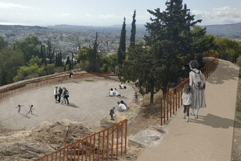 Λόφος του Στρέφη: Η «πιπίλα της διαβούλευσης» και οι παρεμβάσεις στην πόλη